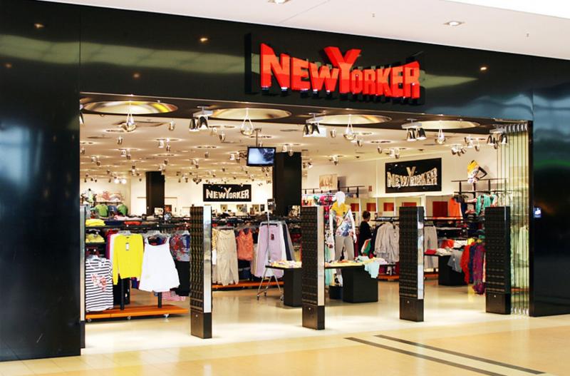 Нью Йоркер Магазин Одежды